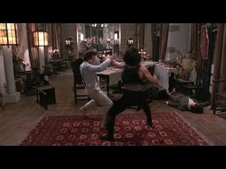 Джеки Чан vs Бени Уркидес лучшая сцена боя за всю историю кино....